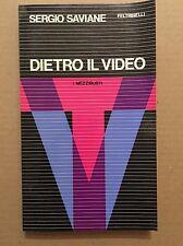 DIETRO IL VIDEO. I mezzibusti - Sergio Saviane - Feltrinelli - 1972