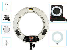 "18"" Dimmable LED Beauty Ring Lights&Tripodt&Bag For Makeup/Youtube/Photography"