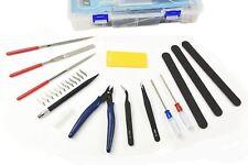 Gundam Modeler Basic Tools Craft Set For Car Model Building Hobby Kit