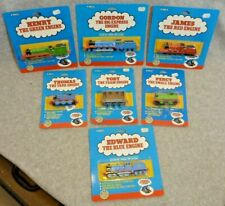 7 Early Thomas & Friends Items- all w/ Paper Face!- Large Cloud Packaging- NIB!