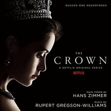 Hans Zimmer - The Crown (NEW CD)