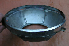 Jaguar Mk2/ Daimler 250 V8 light adjustment bowl and chrome bezel