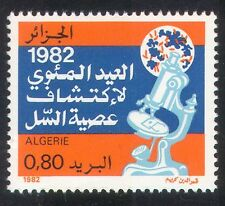 Algeria 1982 Robert Koch/Medical Science/Health/Welfare/TB/Medicine 1v (n39293)