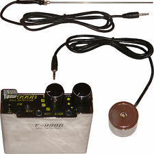 F999B SUPER SENSITIVE LISTEN THRU-WALL CONTACT/PROBE MICROPHONE AMPLIFIER SYSTEM