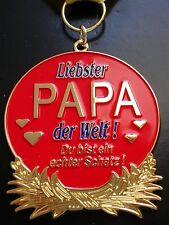 Orden für den liebsten PAPA Papi Vater Vati Geburtstag Vatertag Abzeichen