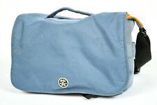 """Crumpler """"7 Million Dollar Home"""" DSLR Camera Bag, Blue/Orange with Dividers"""