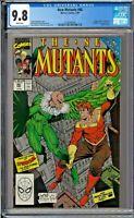 New Mutants #86 CGC 9.8 White Vulture Nitro Tinkerer Liefeld McFarlane