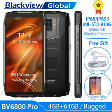 """Blackview BV6800 Pro 5.7"""" Android 8.0 Octa Core 4GB+64GB Outdoor Smartphone 4G"""