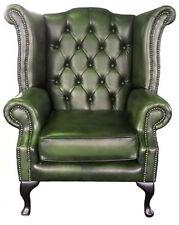 Fauteuils vert pour le salon