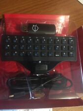 Game On PS3 Compatible wireless keyboard + wireless receiver and USB power cable