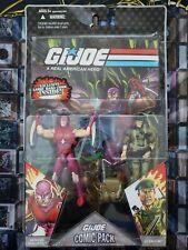 Joe 25th Cobra La Nemesis Immortal Enforcer V1 Figure Complete G.I