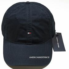 TOMMY HILFIGER NEW MEN'S BASEBALL CAP/HAT YELLOW BLUE NAVY BEIGE NICE CAPS