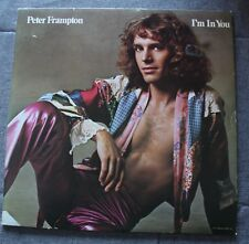 Peter Frampton, i'm in you, LP - 33 tours