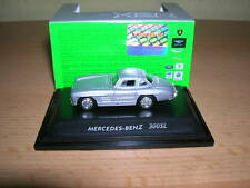 Welly Mercedes-Benz 300 SL 300SL silber metallic Metall, 1:87 H0