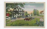 Vintage Postcard *** OTTER LAKE HOTEL ***Otter Lake * NY *** ADIRONDACKS