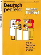 Deutsch perfekt, Heft März 3/2018: Immer fleißig?  ++ wie neu ++