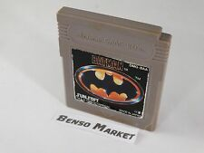 BATMAN by SUNSOFT - NINTENDO GAME BOY GB - JP JAP GIAPPONESE ORIGINALE - DMG-BAA