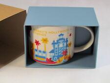 Starbucks Walt Disney World-Hollywood Studios-You Are Here Coffee Mug/Cup N.I.B.