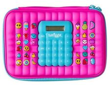 Latest! Smiggle Work It Out Hardtop Pencil Case With Pop Out Calculator BNWT