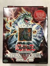 Yugioh Dinosaurs Rage Special Set Starter Deck For Trading Card Game TCG CCG