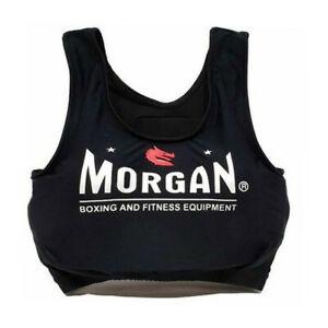 Morgan Sports - Sports Bra Guard - Womens High Impact Boxing MMA Protective Wear