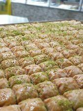 1.KG Baklava Eine Variety (Walnut) Frisch (Akdeniz Baked Goods 1997)