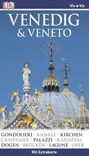 Venedig & Veneto Italien UNGELESEN  2014-2015  Vis a Vis DK Reiseführer