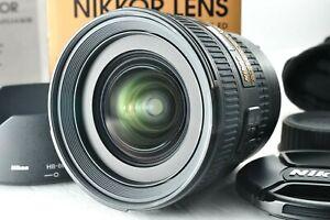[Mint] Nikon ED AF-S 18-35mm f/3.5-4.5 G Aspherical ED by DHL from Japan #1012
