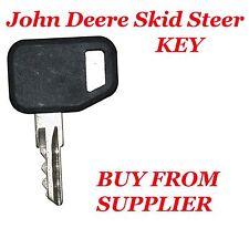 John Deere Skid Steer Heavy Equipment Ignition Keys #68