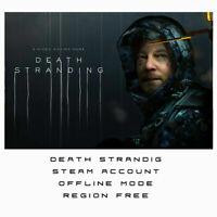 Death Stranding Account Read Description