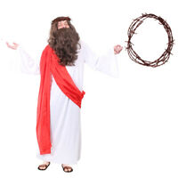 JESUS CHRIST COSTUME ADULTS RELIGIOUS CHRISTMAS NATIVITY EASTER FANCY DRESS