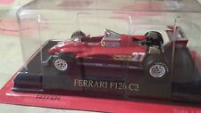 ferrari F126 C2    1/43  neuf
