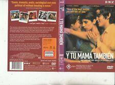 Y Tu Mama Tambien-2001-Maribel Verdu-Movie-Dvd