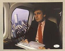 President Donald Trump Signed 8x10 Photo Autographed AUTO JSA LOA