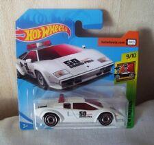 Hot Wheels Lamborghini Countach Pace Car  MINT ON CARD