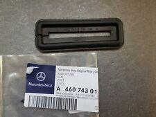 Genuine Mercedes W460 W461 W463 trunk door sill A460743017864