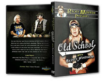 Ricky Morton Old School with Barry Windham DVD NWA Mid Atlantic Wrestling WCW