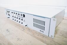 Clear-Com MS-440 Party-Line Intercom System in very good condition(church owned)