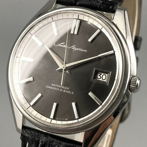 OH serviced,  Vintage 1966 Seiko Skyliner 6222-8000 Rare Dial Hand-winding #599