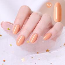 Harunouta 12ml Nude UV Gel Nail Polish Soak Off Manicure Varnish Decoration 06#
