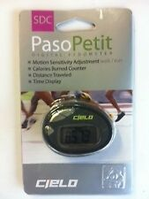 NEW Cielo Paso Petite Pedometer from The Village Sport