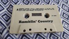 Ramblin Country CASSETTE 1974