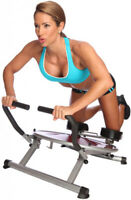 AB Circle Pro Machine DVD Included Core Home Exercise Fitness Weight Loss Abs