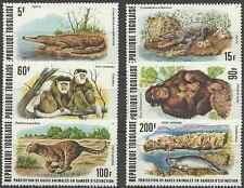 Timbres Animaux Togo 898/9 PA319/22 ** lot 14423