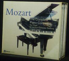 10-CD-Set MOZART - the complete piano concertos, Engel