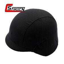 Tactical PASGT Kelver SWAT M88 Helmet Cover Black for Hunting Airsoft Paintball