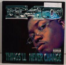 E-40 *Things'll Never Change* Bay Area Rap LP 33 Single 1997 TOO SHORT RARE OOP