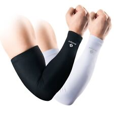 1PC Kuangmi Silk Arm Compression Sleeve Elbow Brace Injury Prevent Pain Relief