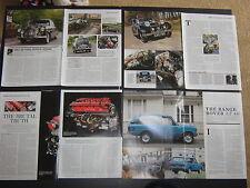Ford Zephyr Zodiac traction avant Riley Kestral Viper RANGE ROVER PORSCHE 914