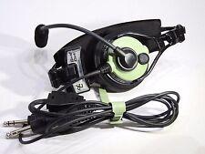 NIB DAVID CLARK DC PRO PASSIVE HEADSET SINGLE p/n 43101G-06 GA Plugs DEALER